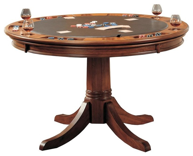 Marvelous Hillsdale Furniture Park View Game Table Contemporary Game Tables