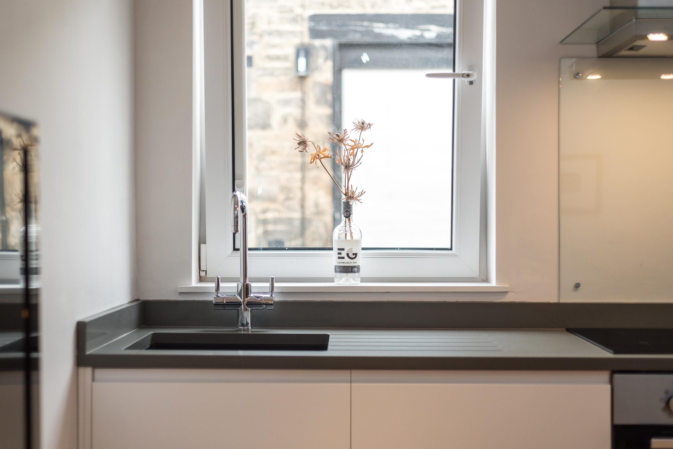 Alterations and Renovation of Mews Apartment, Edinburgh