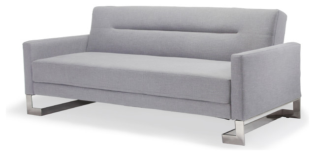 Fabric Sofa Bed - Contemporary - Sleeper Sofas - by at home USA inc.