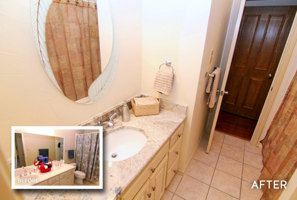 Before/After: Guest Bath Remodel