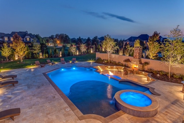 Franklin, TN  Pool and Outdoor Living