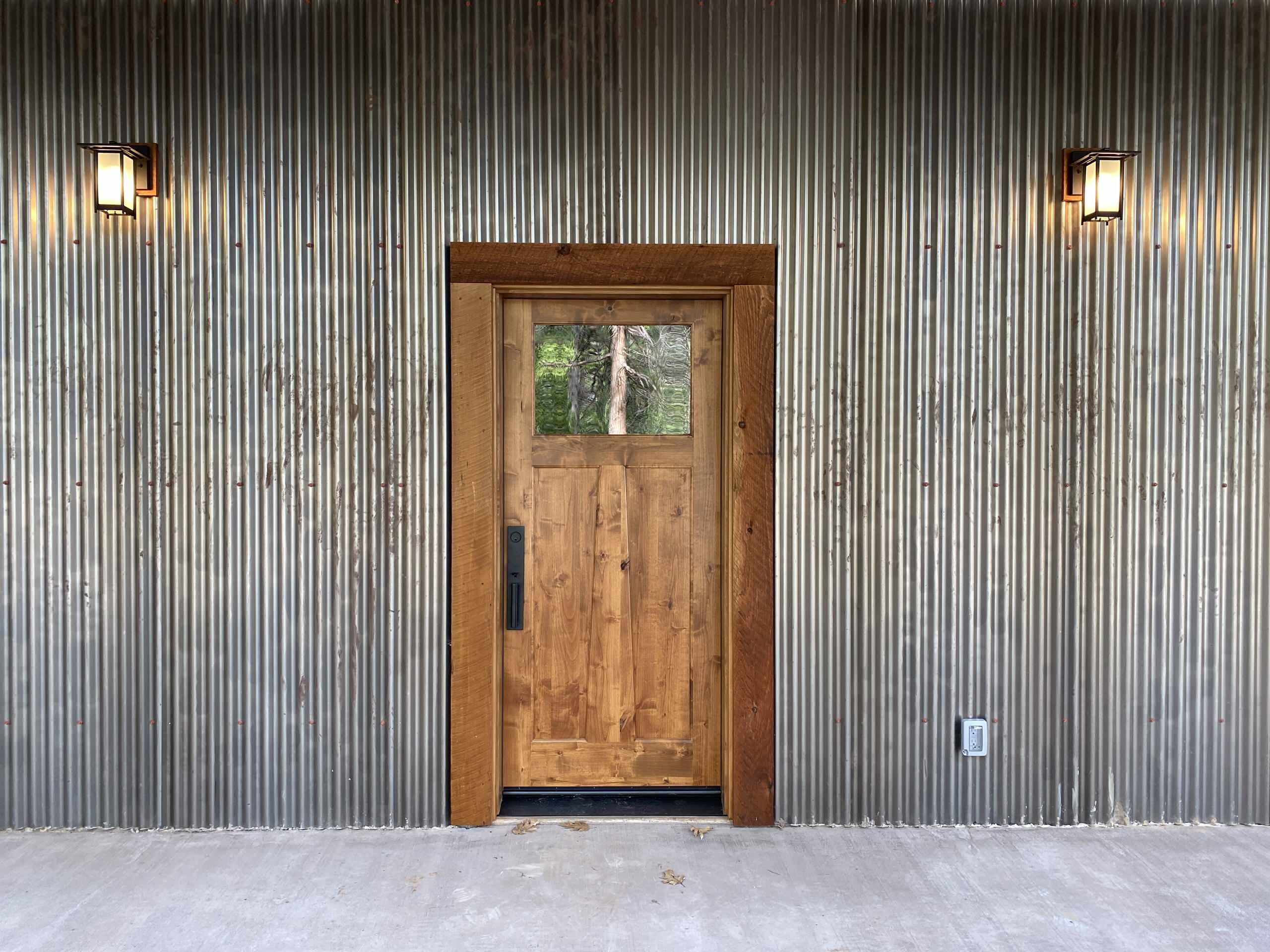 Rustic Modern Design Build