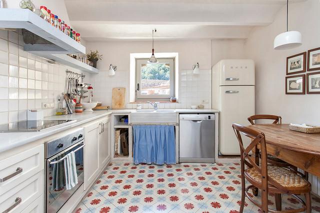 6 ideas de decoración para cocinas rústicas que nos encantan 6
