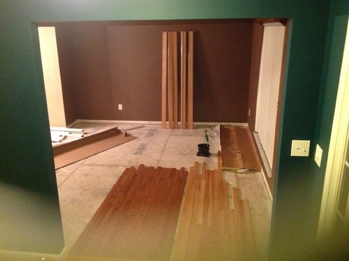 Can T Match Wood Floor Colors What To Do