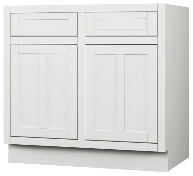Sagehill Designs Vdb36s Veranda Double Door Sink Base.