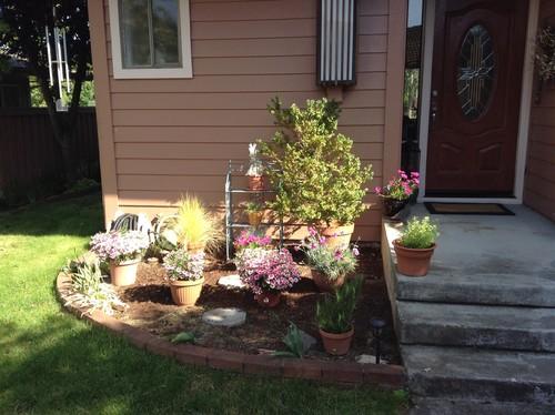 Front Door Garden Ideas O2 Pilates