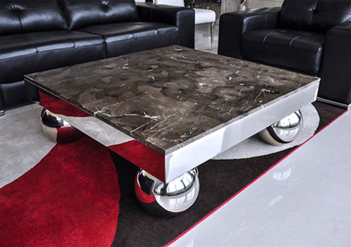 Modern Marble Coffee Table Lombardia