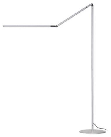 Z Bar Led Floor Lamp Cool Light Modern Floor Lamps