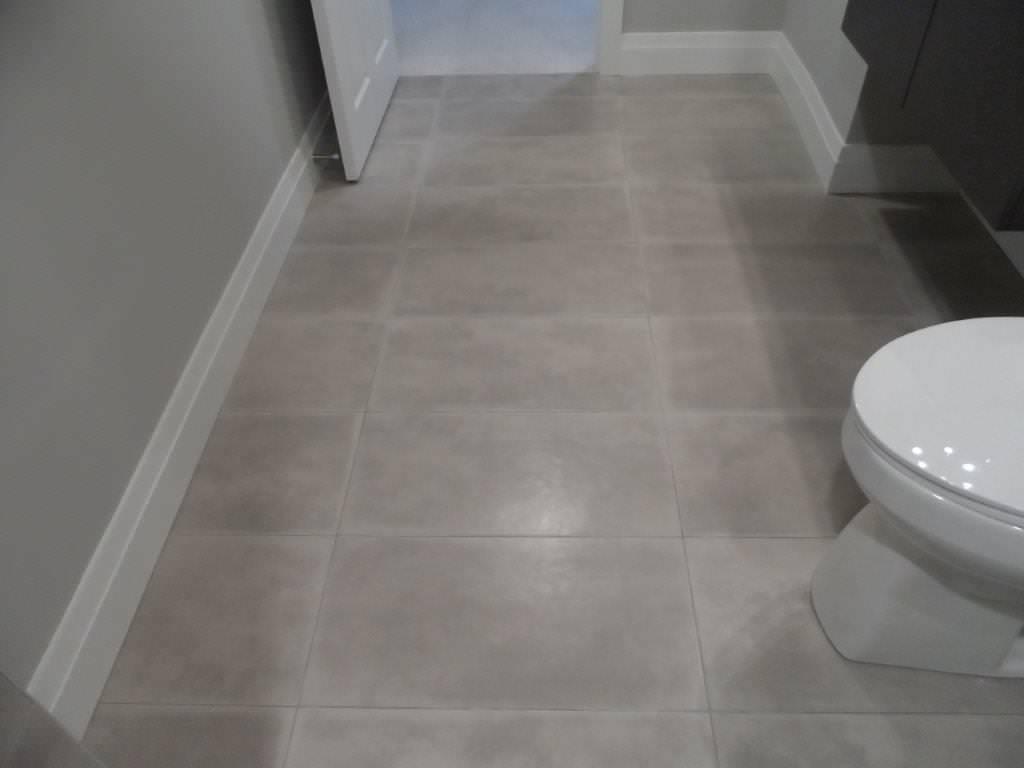 Mississauga Porcelain Tile Bathroom