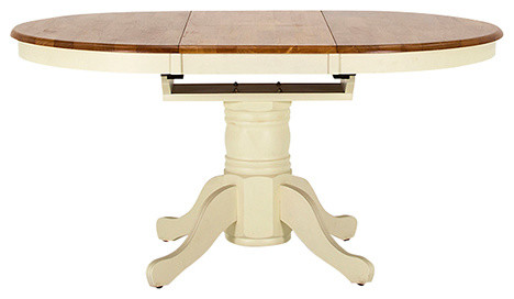 Rubberwood Cotswold Extendable Table
