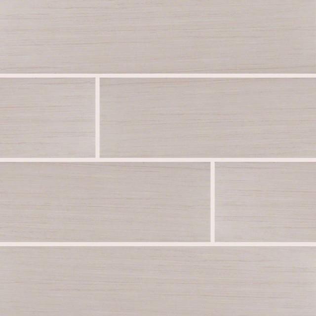 Sygma Matte Ceramic Tile, Ice, Sample.