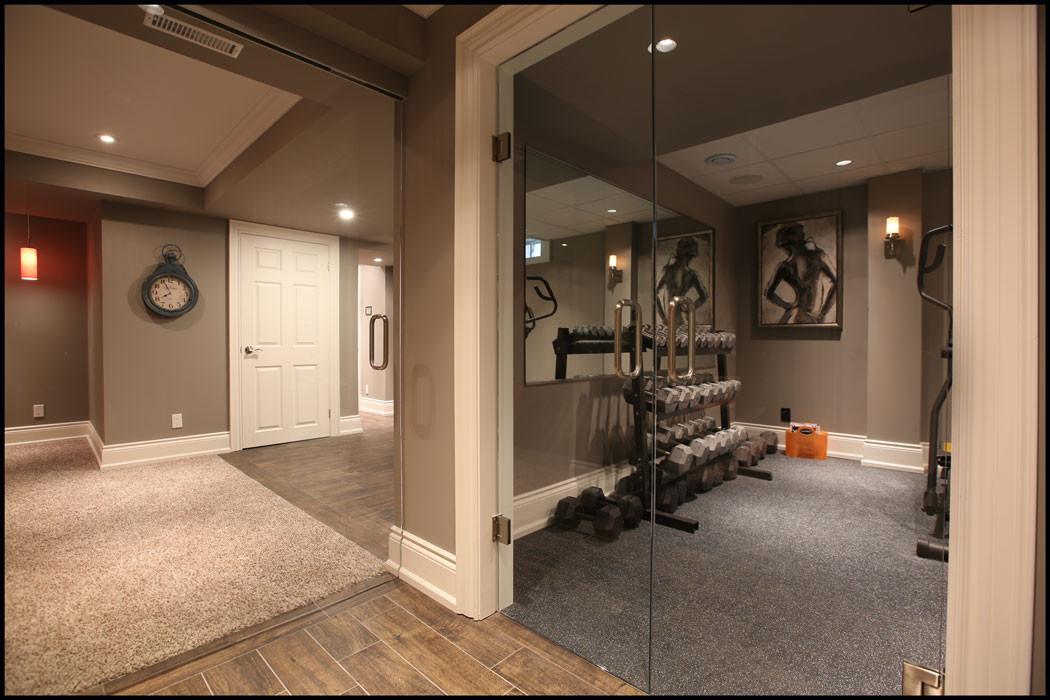 Basement/Media Room