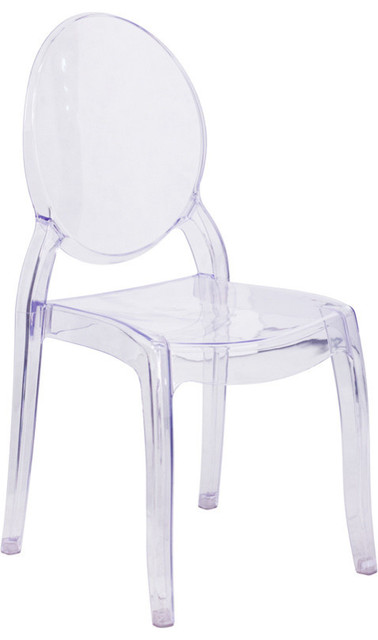 Large Transparent Ghost Chair