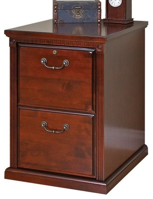 Kathy Ireland Home by Martin Huntington Oxford 2-Drawer ...