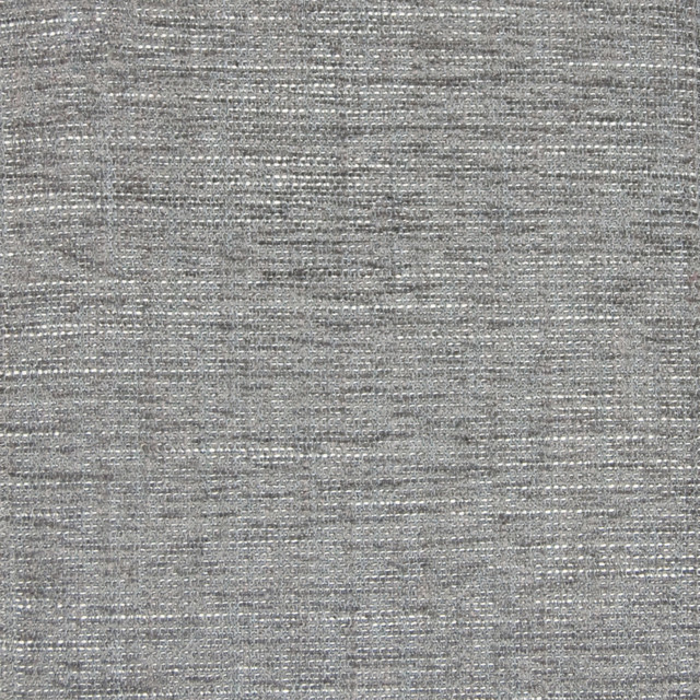 Pewter Gray Solid Chenille Texture Upholstery Fabric - Chenille upholstery fabric