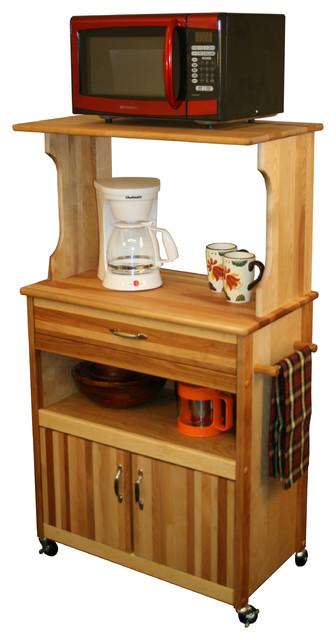 Unfinished Bedroom Furniture Denver Wooden Microwave Cart With Storage  Shelf craftsman-kitchen-islands-