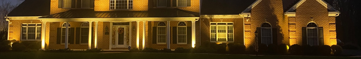 Outdoor Lighting Perspectives Of Baltimore