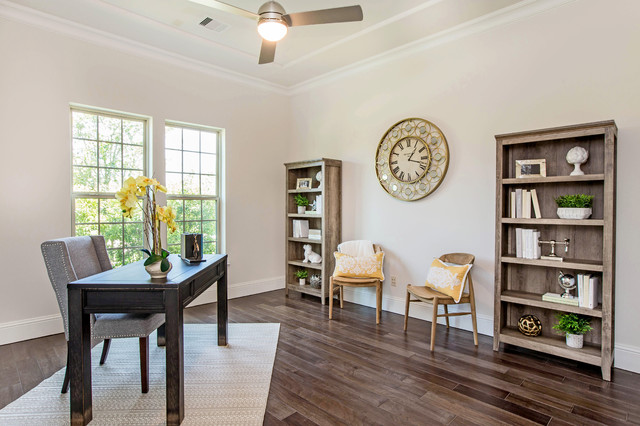 the woodlands home staging farmhouse home office houston by the woodlands home staging. Black Bedroom Furniture Sets. Home Design Ideas