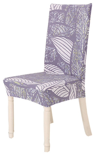 Stretch Dining Room Chair Slipcovers blancho bedding - spandex stretch dining room chair slipcover - view