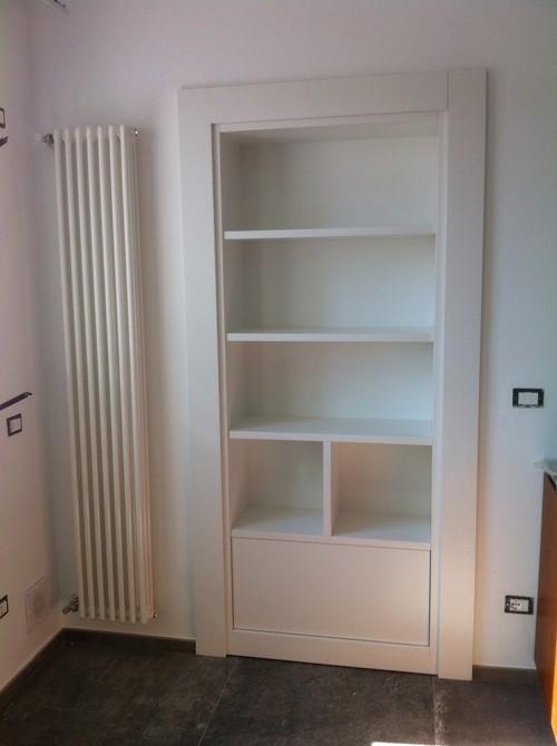 Libreria o porta - Libreria con porta ...
