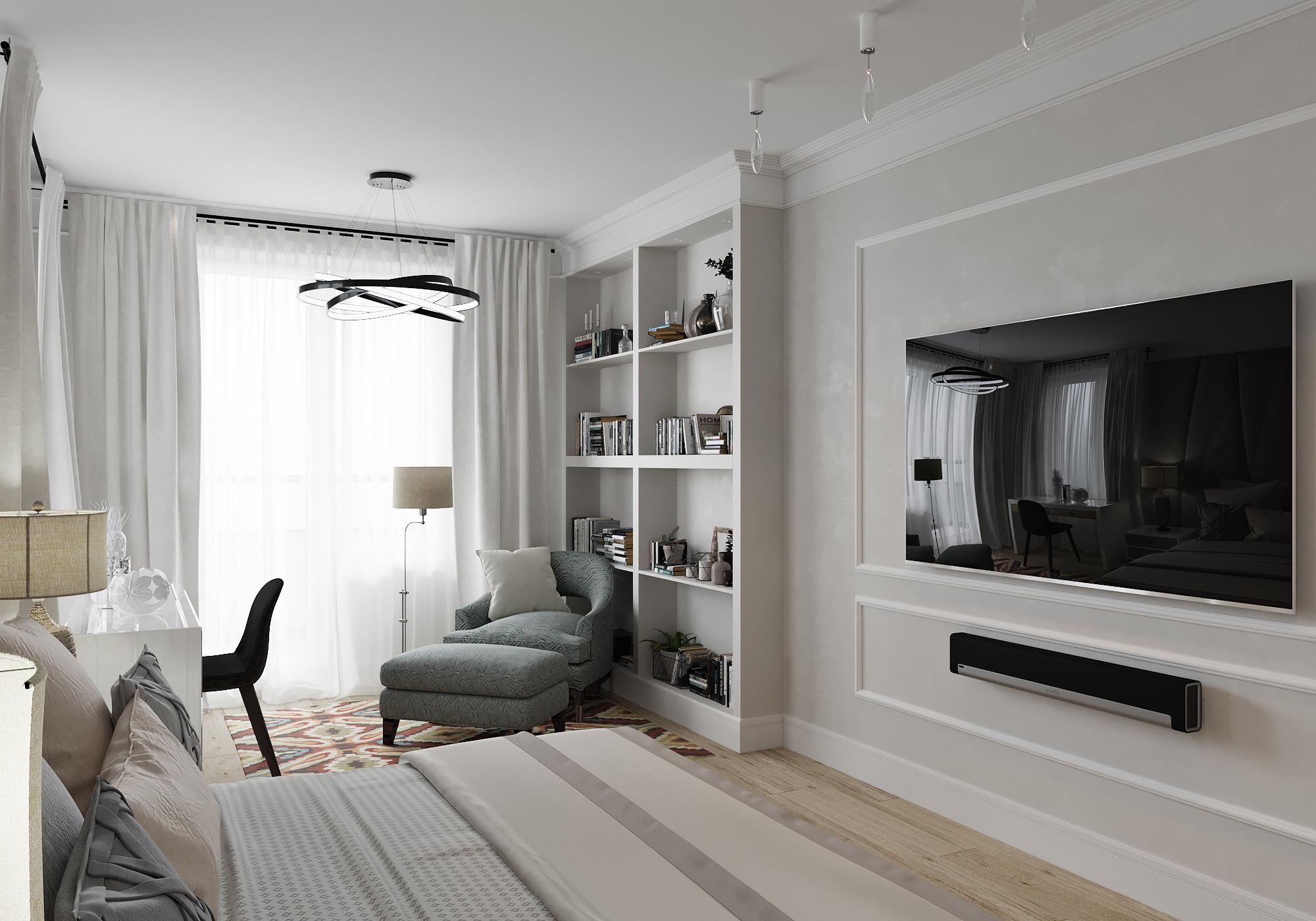 Квартира на Приморском проспекте