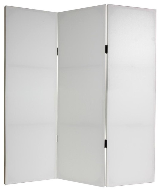 4 Ft Tall Do It Yourself Canvas Room Divider 3 Panels