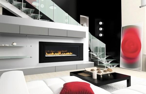 napoleon fireplaces linear hd50 - Napoleon Fireplaces