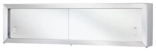 Shop Houzz | Cosmetic Box With Mirror Door 30 In. - Medicine Cabinets
