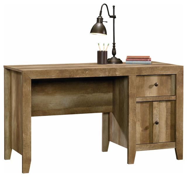 Bentley Desk, Craftsman Oak.