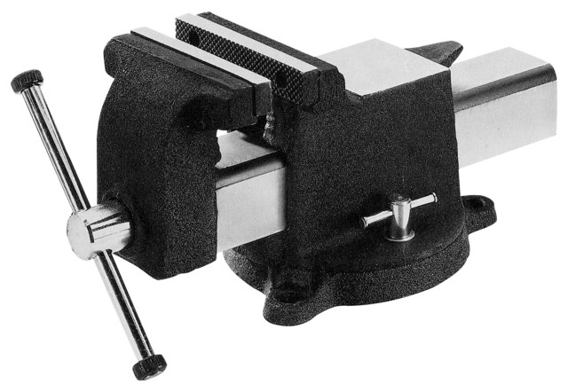 Yost All Steel Utility Combination Pipe & Bench Vise, 5 26 Lb.