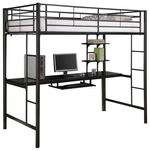 elegant-black-loft-with-workstation