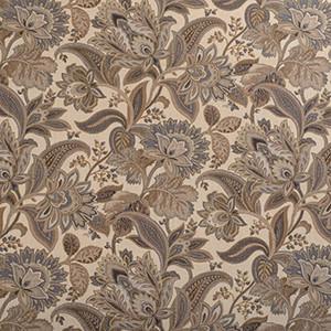 Designer Roman Shades Plain Fold, 75wx41h, Jacobean Driftwood.