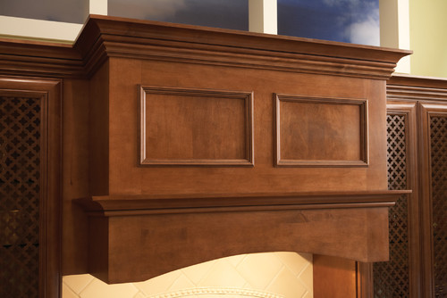 I Love This Mantle Hood Would This Work With A Custom 36