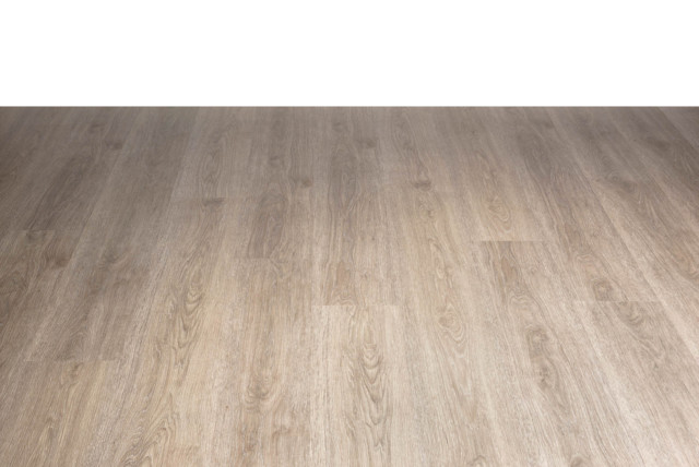 Vinyl Plank Floors Wood Grain 7 Ft Length Cork Backing