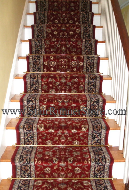 How To Calculate Square Footage For Carpet On Stairs