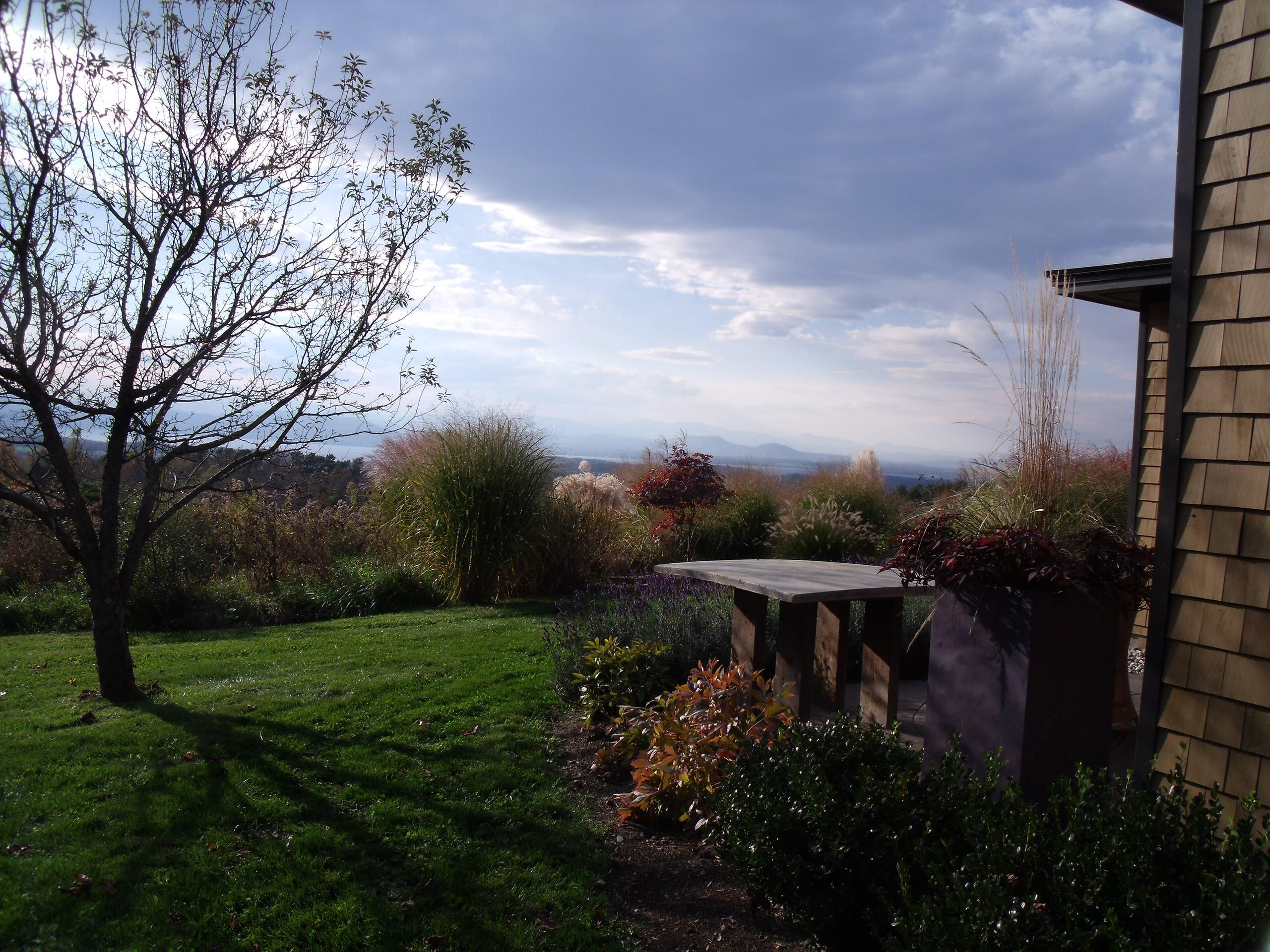 Mount Philo Residence