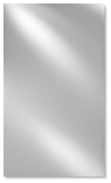 Afina Radiance Frameless Polished Edge Rectangular Mirrors, 20x30 by Afina Corporation