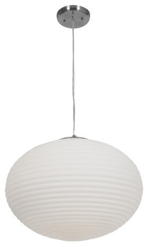 Access Lighting 50181 Callisto 3 Light Pendant.