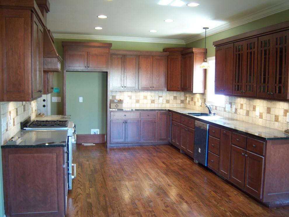 14x26 Galley Kitchen