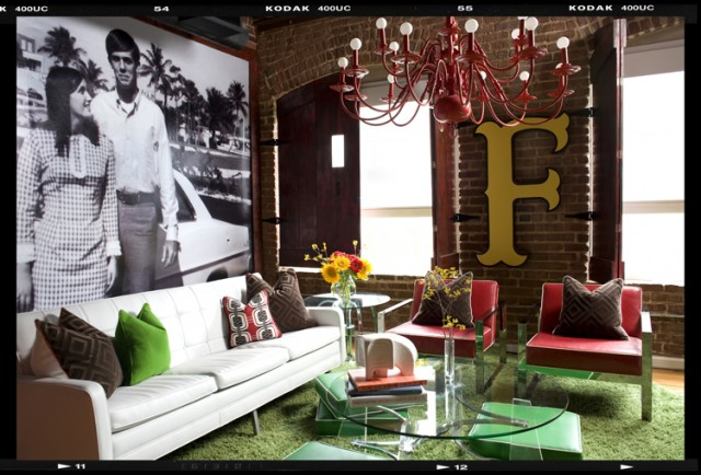 eclectic living room ideas