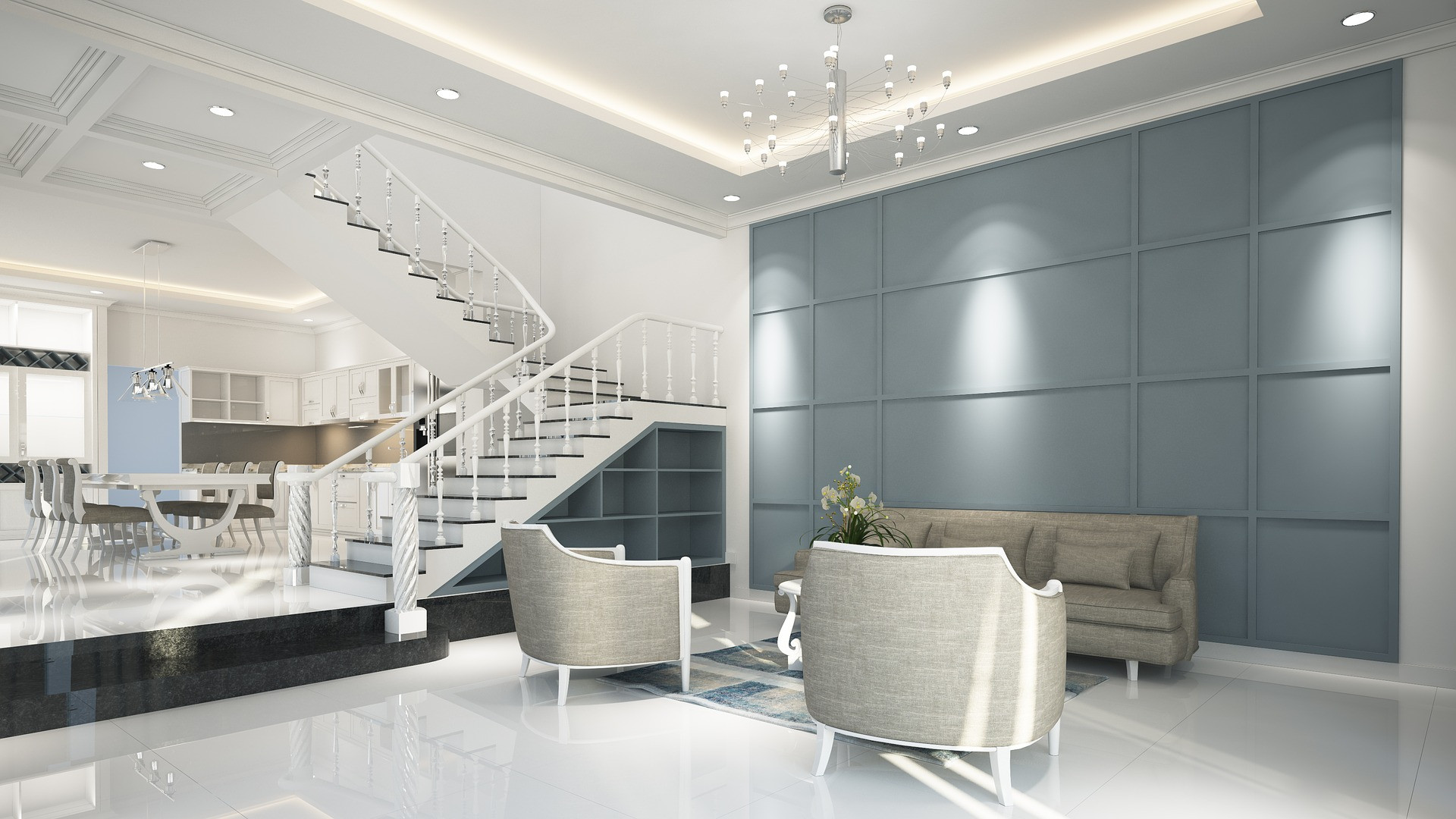 Residential project one