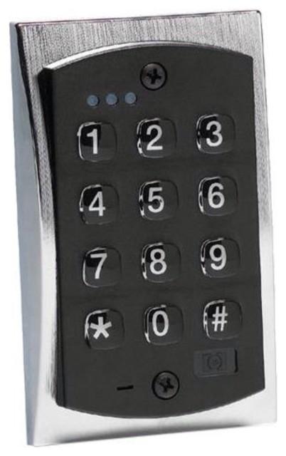Linear IEI 2000 Em Style Indoor/Outdoor Access Control Keypad Door Gard