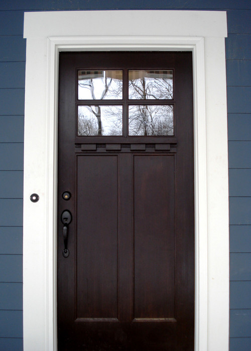 Need Help With Main Door Trim And Screen Door Color And Style