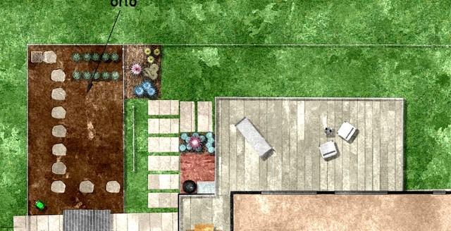 Progetto giardino with progetto giardino for Progettare le proprie planimetrie