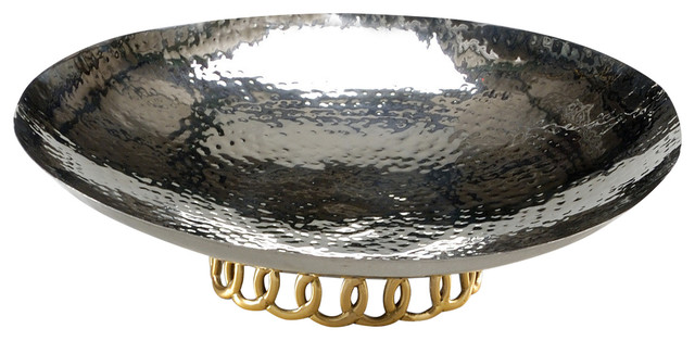 Stainless Steel And Brass Bowl Decorative Bowls By