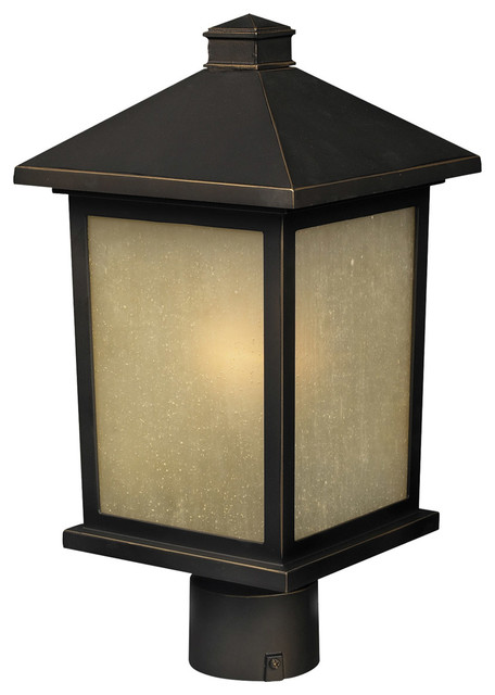 Holbrook Post Light Midcentury Outdoor Lighting by