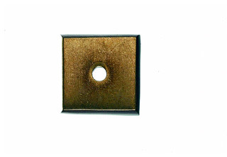 Bronze Backplates for Knobs, 7/8 in. - Traditional - Cabinet And ...