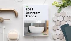 2021 U.S. Houzz Bathroom Trends Study