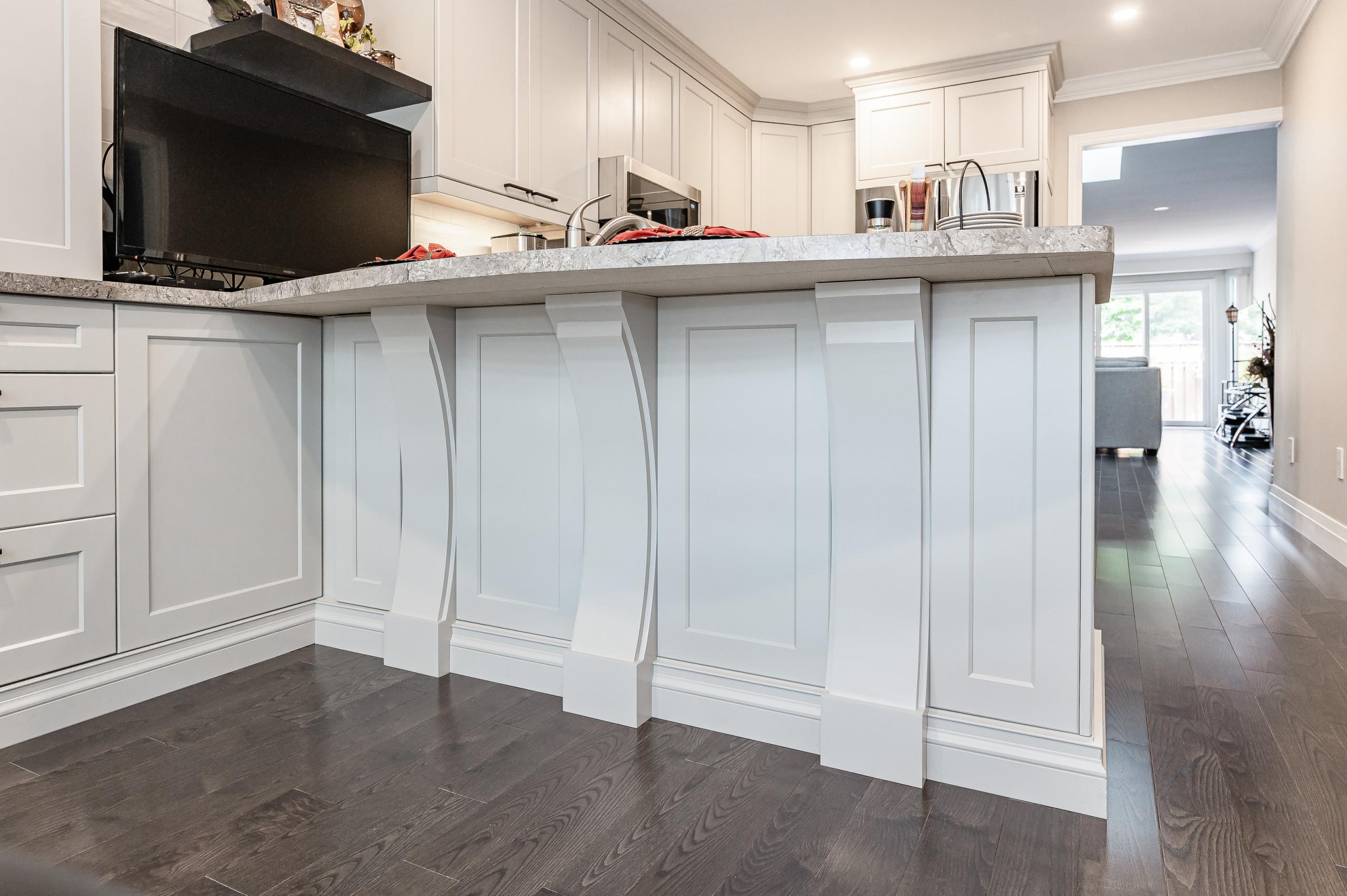 Lakeshore kitchen project