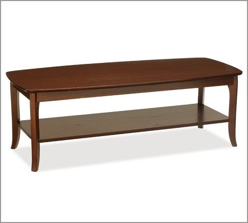 Chloe Coffee Table Pottery Barn Traditional Coffee Tables By Pottery Barn